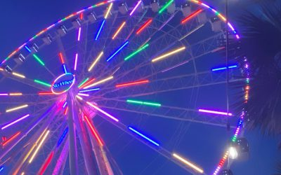 The SkyWheel Is Back, Better Than Ever