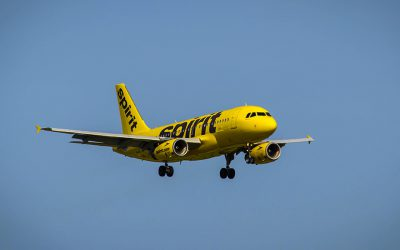 Spirit Airlines Celebrates 25 Years of Serving the Grand Strand